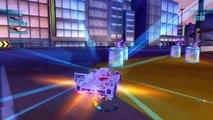 Klip Kitz Ka-Chow Lightning McQueen vs. Francesco Bernoulli Deluxe Kit CARS 2 Buildable To