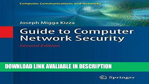Best PDF Guide to Computer Network Security (Computer Communications and Networks) Books Online