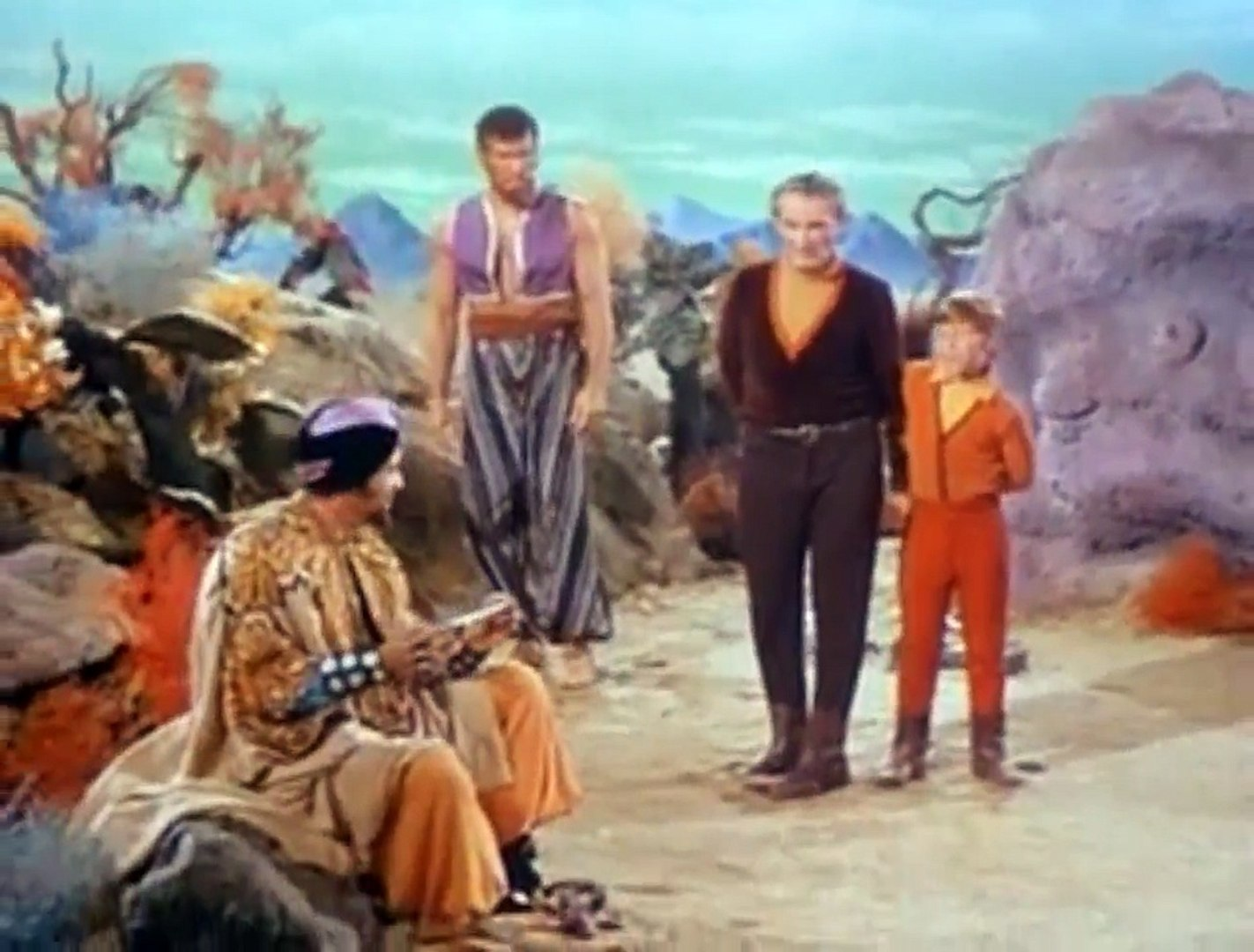 Lost In Space S02 E9  The Thief From Outer Space