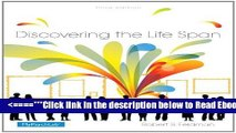 Read Discovering the Life Span (3rd Edition) Popular Book