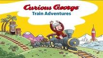 Curious George Train Adventures (Houghton Mifflin Harcourt) - Best App For Kids