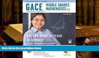 Best Ebook  Georgia GACE Middle Grades Math (013) w/ CD-ROM (Georgia GACE Test Preparation)  For