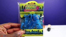 Cutting Open Squishy kids Toys! Super Sticky Weird FUN Splat Balls Water Balls Stress Ball