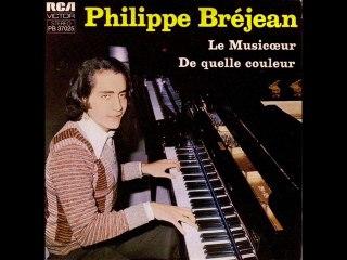 Philippe Bréjean Le musicoeur (1975)