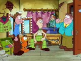 Garfield És Barátai - 6x11 - Stairway To Stardom - The Return Of The Incredibly Stupid Swamp Monster - The Life And Times Of The Lasagna Kid_Hun