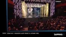 César 2017 : François Cluzet réagit violemment à l'affaire Théo (Vidéo)