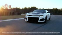 Chevrolet Camaro ZL1 1LE Track Package