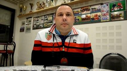 Bohain: interview du coach Clary avant le derby contre Gauchy - Saint Quentin