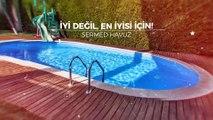 Maldiv Prefabrik Havuz | Sermed Havuz Sistemleri