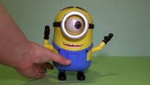 Massive Set Minions new Exclusive Electronic Toys - Singing & Dancing Bob, Stuart and Kev