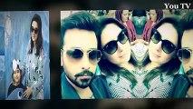 Faysal Qureshi With Wife Sana And Daughter Aayat