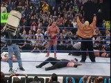 Kurt Angle vs The Undertaker vs The Rock vs Stone Cold Steve Austin - WWE SmackDown 12-7-2000 (HD)