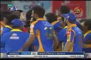 Kieron Pollard Steers Karachi Kings To Last Ball Victory Vs Lahore Qalandars
