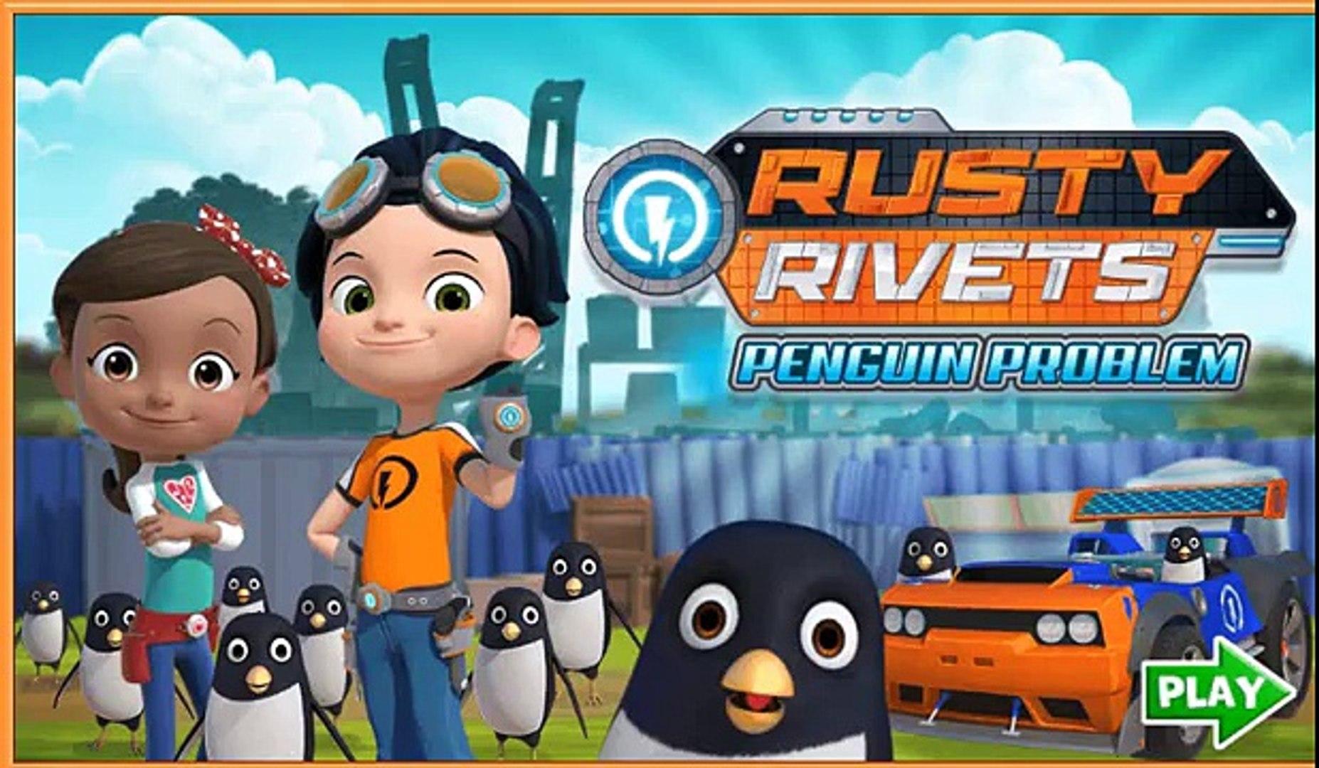Игра Расти Риветс: Комбинируй и Конструируй