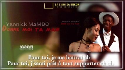 Yannick MΔMBO - Donne moi ta main (AudioParoles)