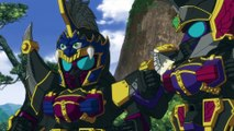 SD Gundam Sangokuden ตอนที่ 4