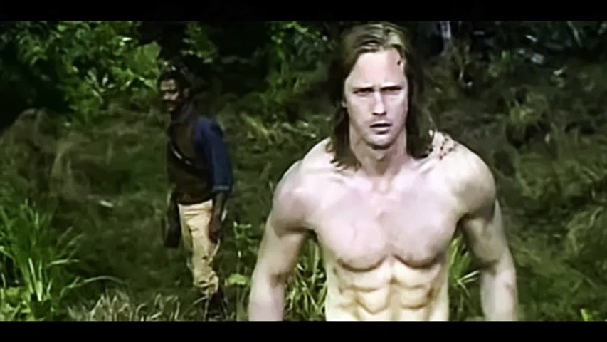 The Legend Of Tarzan - Jungle Scene Full 360