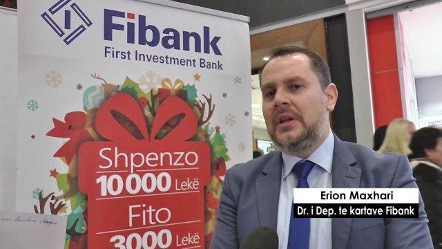 Report TV - Njihuni me ofertën e Fibank për festat e fundvitit! Mos e humbisni!