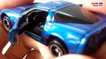 Rastar RC RANGE ROVER, Tomica Chevrolet Corvette Toy Car | Kids Cars Toys Videos HD Collection
