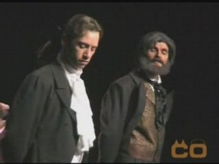 Les Misérables Troupe Pause Musique