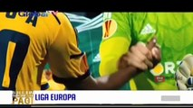 Hasil Undian Babak 16 Besar Liga Eropa
