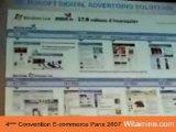 Microsoft Adcenter 1/3 - E-commerce Paris 2007 (11/09)
