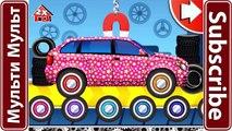 Coches de ensueño de la Fábrica de Coche de Policía, Juego de Coches para Niños Mejor iOS App de juegos para los Niños