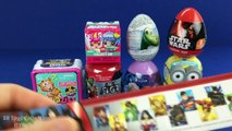 Toy Surprise Batman Twozies My Mini MixieQs Minions Marvel Avengers The Good Dinosaur Star Wars Egg