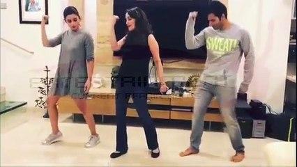 Tamma Tamma Loge Dance By Madhuri Dixit, Alia Bhatt And Varun Dhawan