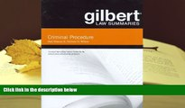 PDF [FREE] DOWNLOAD  Gilbert Law Summaries on Criminal Procedure, 18th FOR IPAD