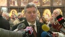 Besimtarët ortodoks sot festojnë lindjen e Krishtit