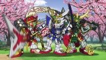 SD Gundam Sangokuden ตอนที่ 8