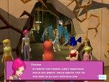 Винкс Клуб ИГРА Школа Волшебниц прохождение new года / Winx Club Games to play