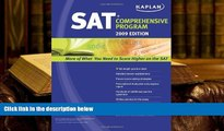 Best Ebook  Kaplan SAT 2009 Comprehensive Program  For Kindle