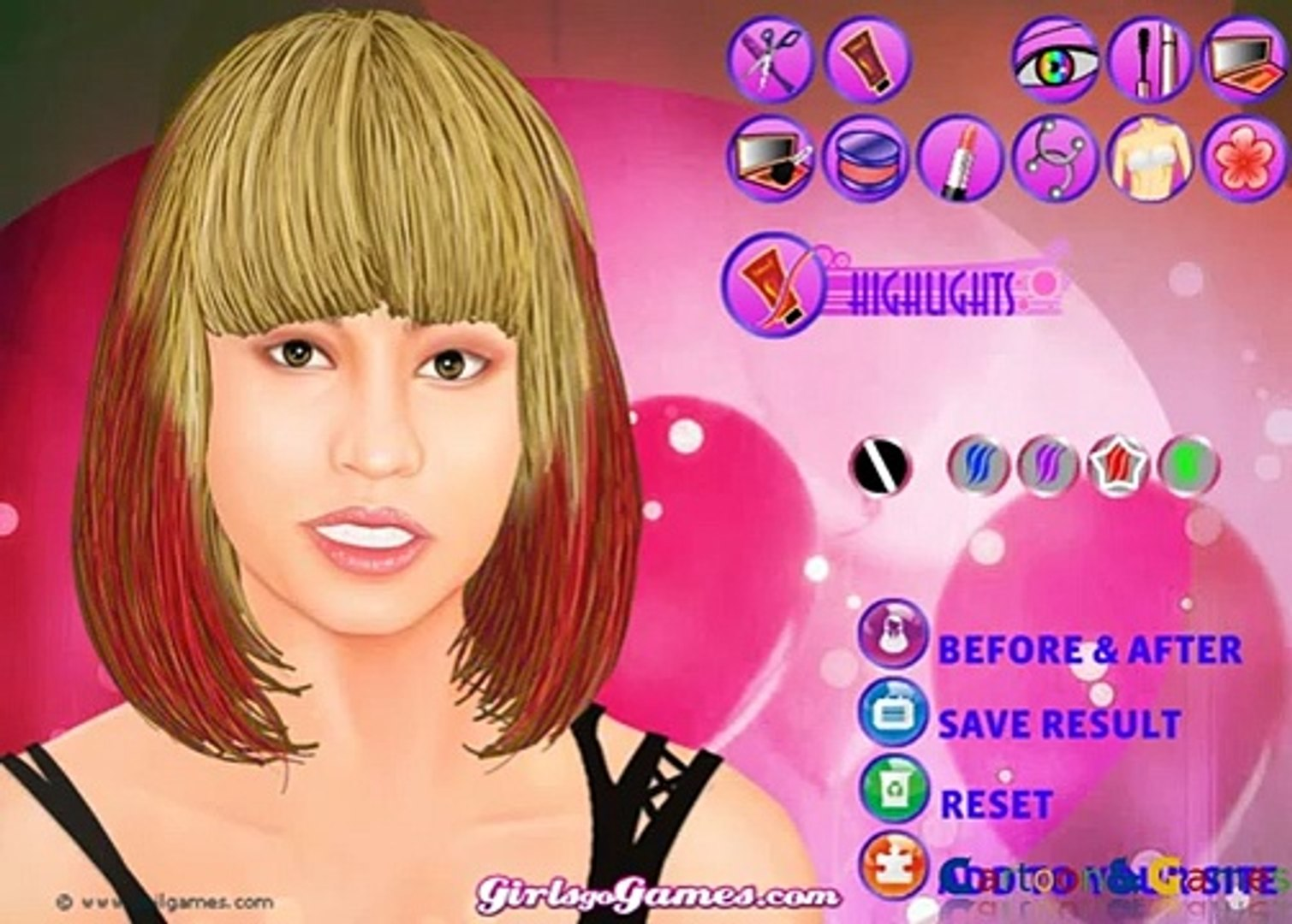 Nicki Minaj Make Up Game