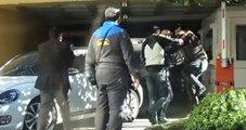 Bursa'da Trafikteki Sürücüler Tekme Tokat Birbirine Girdi