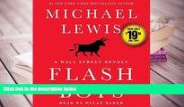 Popular Book  Flash Boys (Wall Street Revolt)  For Trial
