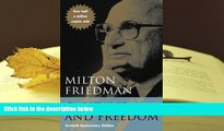 Popular Book  Capitalism and Freedom: Fortieth Anniversary Edition  For Full