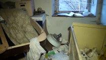Spookhuis stoelen bewegen en accus leeg