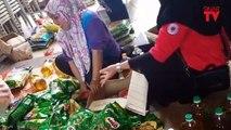 Sahabat Kuima bantu cat rumah mangsa banjir