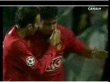Sporting cp - manchester united 0-1 c.ronaldo