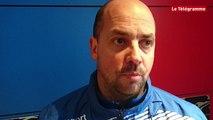 Football-National. US Concarneau-Quévilly (1-2) : la réaction de Nicolas Cloarec