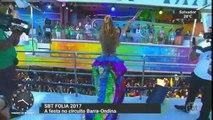 SBT Brasil mostra detalhes da festa no circuito Barra-Ondina