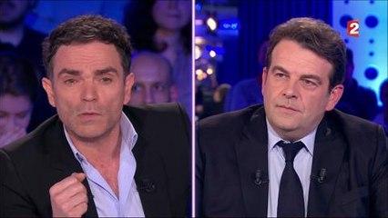 ONPC : Le coup de gueule de Yann Moix contre François Fillon
