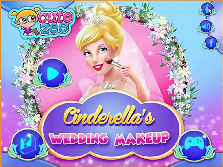 Дисней игра Золушка фильм игра фильм свадьба Золушки Дисней игра Детское видео игры для детей