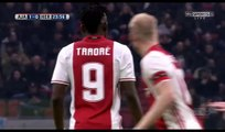 Samuel Armenteros Goal HD - Ajax 1-1 Heracles - 26.02.2017