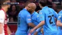 Samuel Armenteros Goal HD - Ajax 1-1 Heracles 26.02.2017