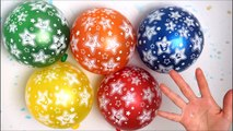 TOP Little STAR Húmedo Globos Mega Aprender los Colores Globo de Compilación de 15 Minutos Dedo F