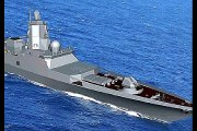 "Top Military Weapon Seven New Stealth ""Next Generation Corvettes"" Join the Indian Navy"