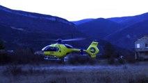 Hautes-Alpes : un blessé grave dans une sortie de route ce dimanche vers 16h à Montrond près de Serres En savoir plus su